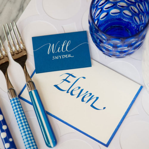 Weddings - Table Numbers