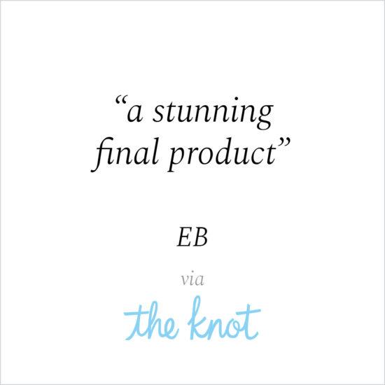 Kind Words - EB via the knot