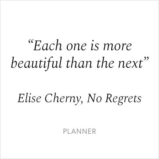 Kind Words - Elise Cherny