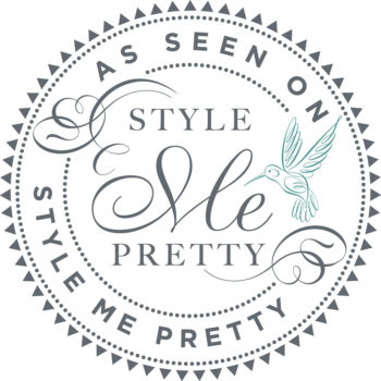 Style Me Pretty - As Seen On
