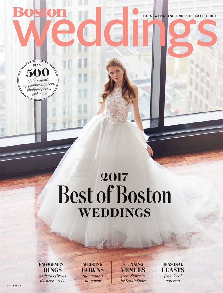 Boston Weddings - June 2017
