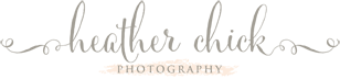 Heather Chick Photography Logo Square