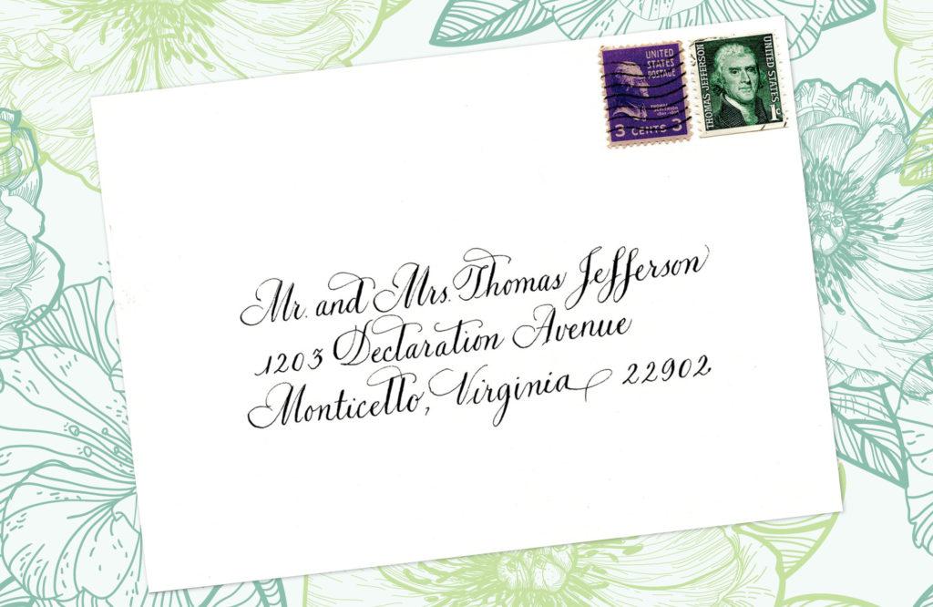 Style: Mr. and Mrs. Thomas Jefferson (Jefferson)