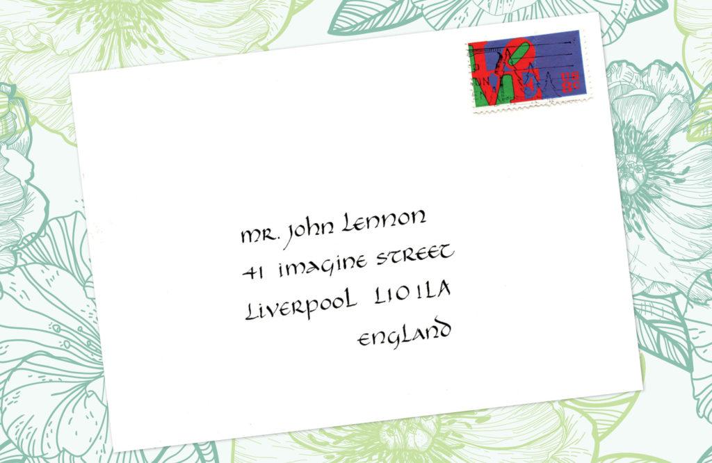 Style: Mr. John Lennon (Libra)