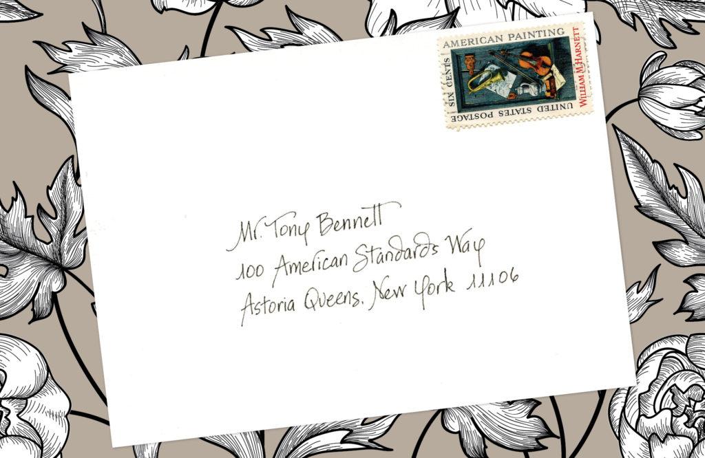 Style: Mr. Tony Bennett (Roxy)