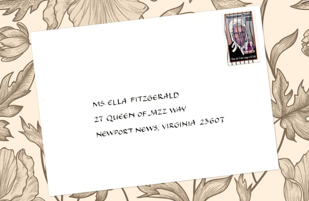 Style: Ms. Ella Fitzgerald (Busorama)