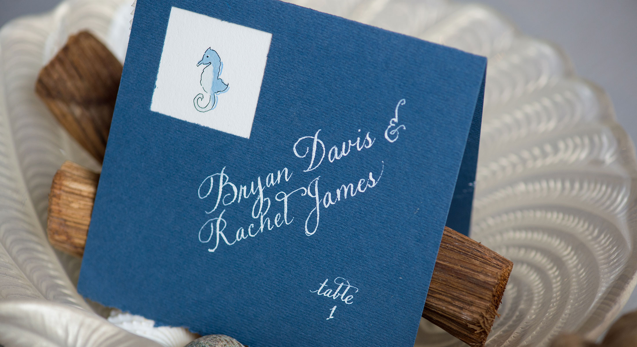 Jan Boyd Place Card