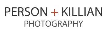 Person + Killian Photography Logo