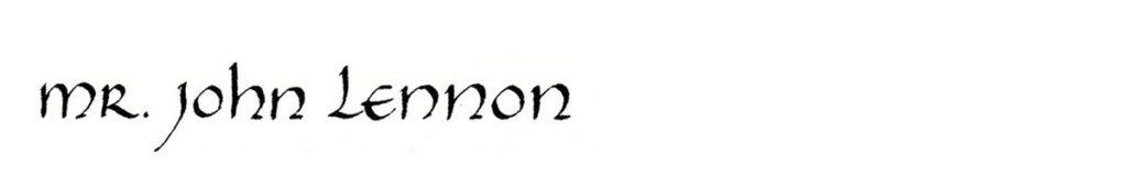 24. Style: Mr. John Lennon (Libra)