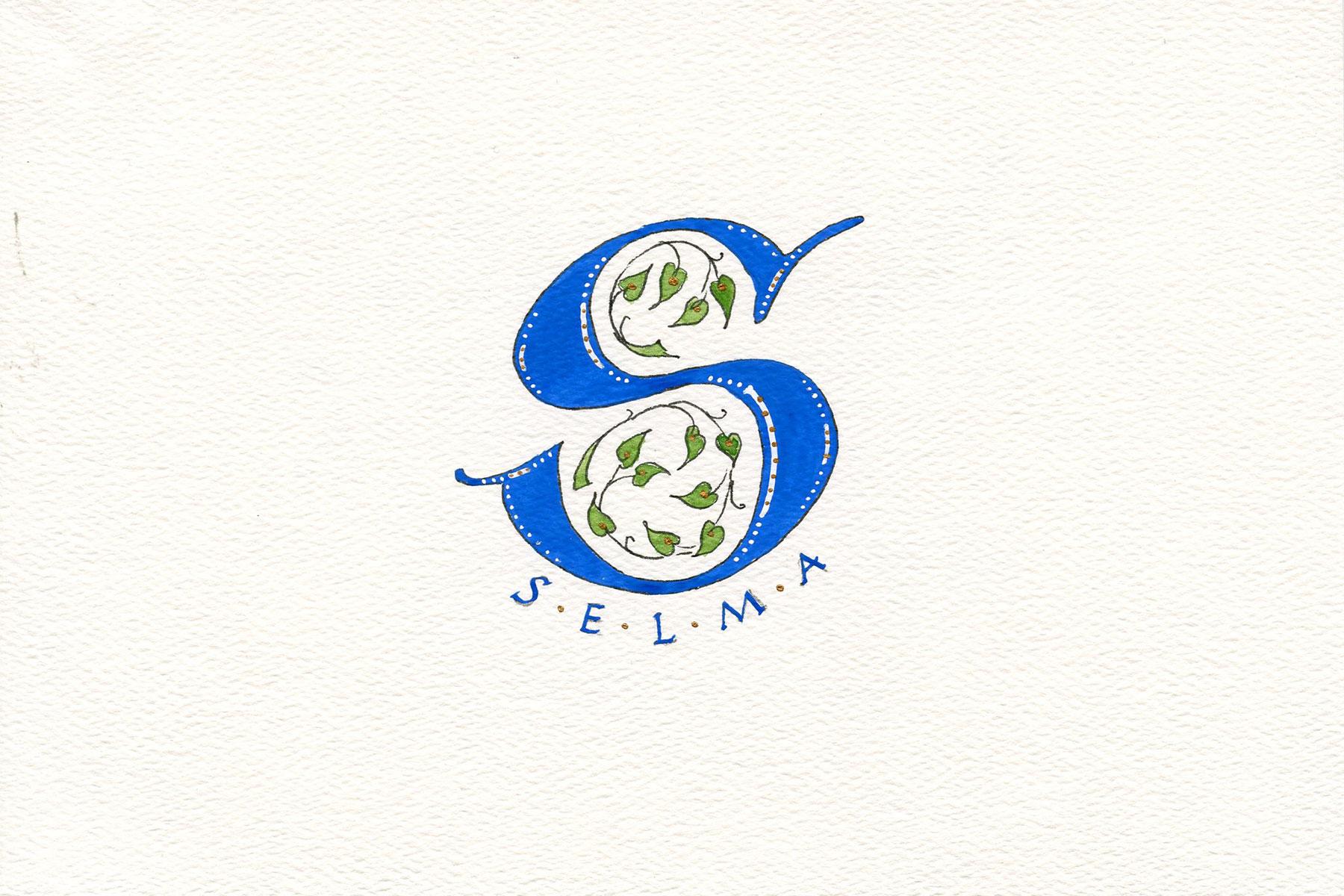 Jan Boyd - Monogram - Selma