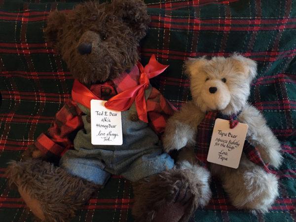 Jan Boyd - Teddy Bears and Tags