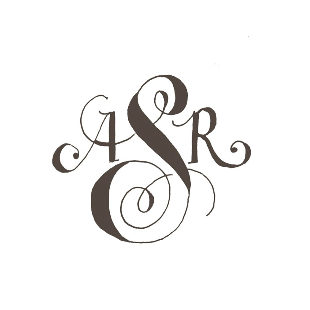 Jan Boyd Calligraphy - Monogram