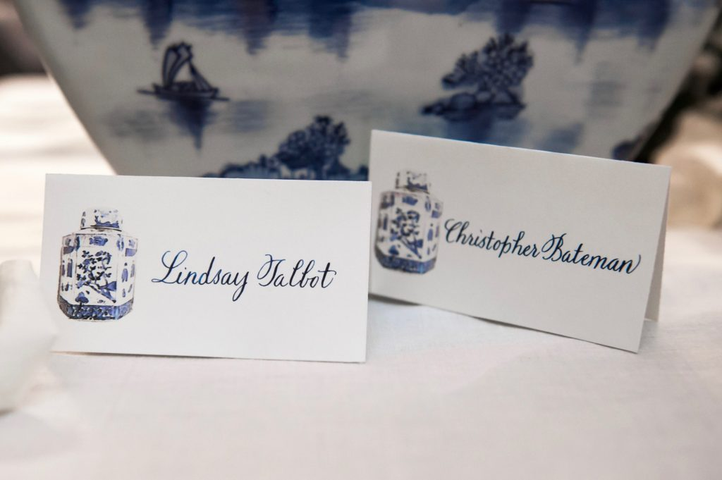 Vogue - New Hampshire Wedding Place Cards